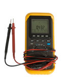 Professional digital multimeter Stock Photo