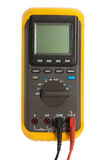 Professional digital multimeter Royalty Free Stock Images
