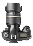 Professional Digital Photo Camera Royalty Free Stock Photography