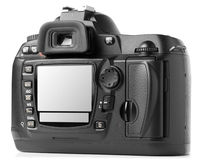 Professional digital photo camera back Stock Photography