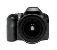Professional Digital Single Lens Reflex Camera Royalty Free Stock Photo