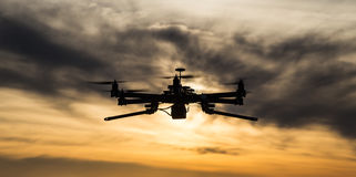 Professional drone Stock Photography