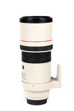 Professional dslr camera lens Royalty Free Stock Photos