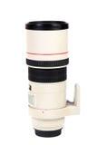 Professional dslr camera lens Royalty Free Stock Photos