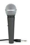 Professional dynamic microphone Royalty Free Stock Photos