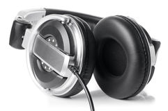 Professional earphones Royalty Free Stock Images