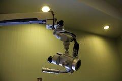 Professional EVO ENT Workstation. Medical light equipment. Stock Images
