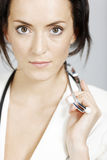 Professional female Doctor Stock Photography