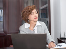 Professional female managers' Stock Photo