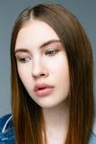 Professional female model. Stock Image