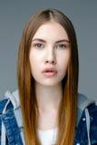 Professional female model. Stock Images