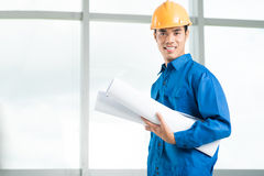 Professional foreman Stock Photography