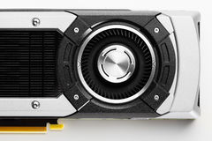 Professional gaming graphic card Stock Photo