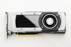 Professional gaming graphic card Royalty Free Stock Photography