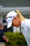 Professional Golfer Anna Nordqvist KPMG Women's PGA Championship 2016 Royalty Free Stock Photography