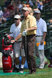 Professional Golfer Jim Furyk Royalty Free Stock Photo