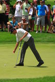 Professional golfer Matt Kuchar Royalty Free Stock Photos