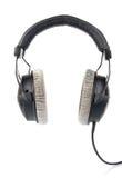 professional hörlurar Arkivfoton
