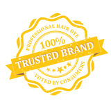 Professional Hair Dye Trusted brand Stock Photo