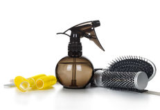 Professional hairdresser tools, Royalty Free Stock Photos