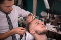 Professional  hairdressing salon Royalty Free Stock Image