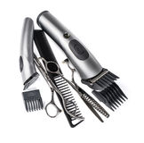 Professional hairdressing tools. stock photo