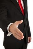 Professional handshake Royalty Free Stock Photography