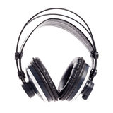 Professional Headphones Stock Image