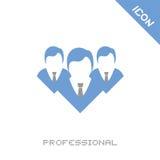 Professional icon Stock Image