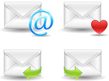 Professional icons Royalty Free Stock Photo