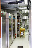 professional kylskåp Fotografering för Bildbyråer