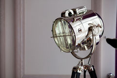 Professional lamp Stock Photo