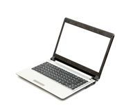 Professional Laptop isolated Royalty Free Stock Photos