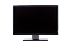 Professional lcd monitor Royalty Free Stock Photo
