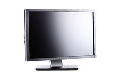 Professional lcd monitor Stock Images