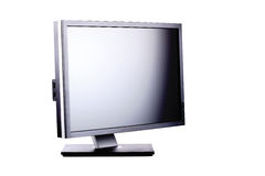 Professional lcd monitor Royalty Free Stock Images