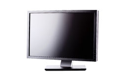 Professional lcd monitor Stock Image