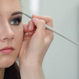 Professional Make-up Stock Images