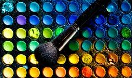 Make up, background stock image