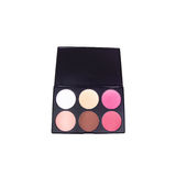 Professional make-up corrector palette Royalty Free Stock Photography