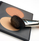Professional make-up set Stock Photography