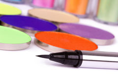 Professional make-up tools Royalty Free Stock Photo