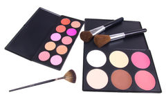 Professional make-up tools Royalty Free Stock Image