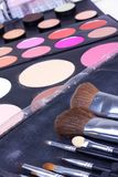Professional make-up tools Stock Photos