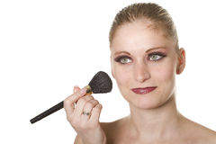 Professional makeup Royalty Free Stock Photo