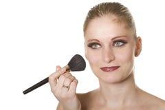 Professional makeup Royalty Free Stock Photo