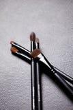 Professional makeup brush Royalty Free Stock Photo