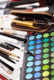 Professional makeup kit Stock Photography