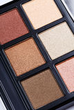 Professional makeup palette Royalty Free Stock Image