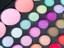 Professional makeup palette Stock Images